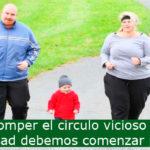 Sin ejercicio, errores en la dieta 14