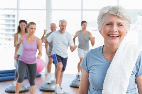 Ejercicio para personas mayores